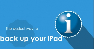 The easiest way to back up your iPad - Intertuto