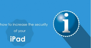 Tips on how to increase the security of your iPad. - Intertuto