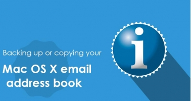 Backing up or copying your Mac OS X email address book - Intertuto