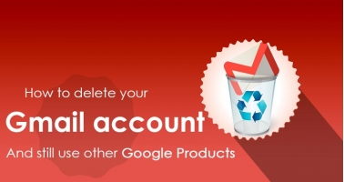 How to delete a Gmail account and continue to use other Google products - Intertuto
