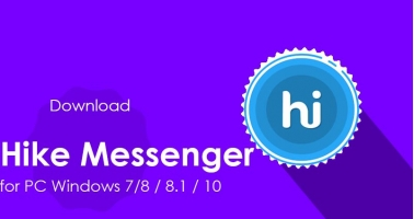 Download Hike Messenger for PC Windows 7/8 / 8.1 / 10 - Intertuto