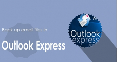 How to back up email files in Outlook Express - Intertuto